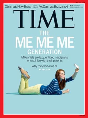me-me-me-generation